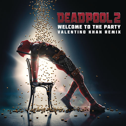 Welcome to the Party (Valentino Khan Remix) by Diplo