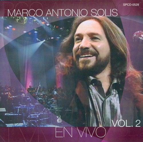 En Vivo Desde El Teatro De Bellas Artes Puerto Rico (Vol. II) de Marco Antonio Solis