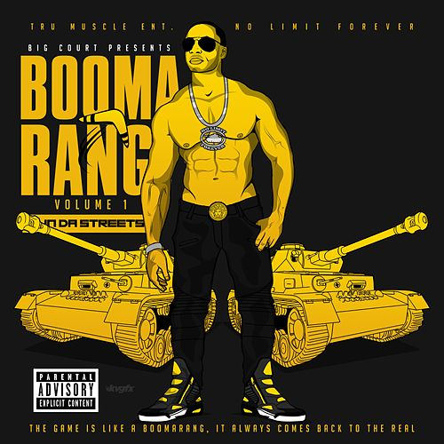 Boomarang, Vol. 1 by Big Court