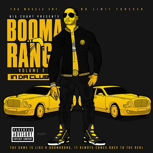Boomarang, Vol. 2 by Big Court