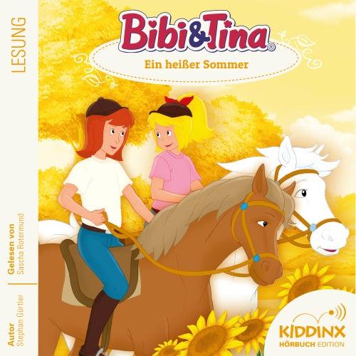 Hörbuch: Ein heißer Sommer (Ungekürzt) von Bibi & Tina
