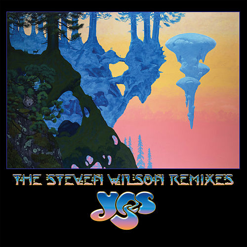 The Steven Wilson Remixes von Yes