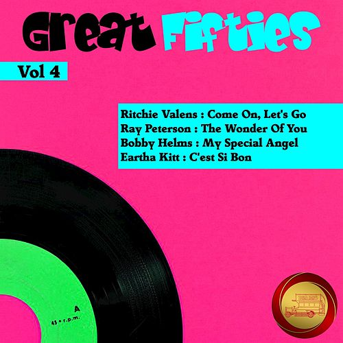 Great Fifties, Vol. 4 von Various Artists