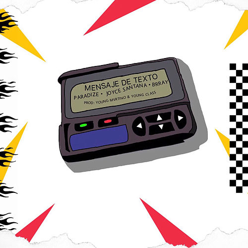 Mensaje De Texto (feat. Brray &  Joyce Santana) von Paradize