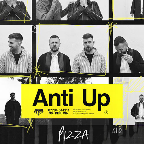 Pizza by Anti Up