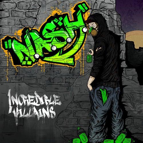 Incredible Villains van Nash