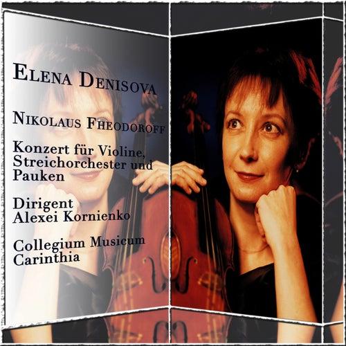 Nikolaus Fheodoroff: Konzert für Violine, Steichorchester und Pauken by Elena Denisova