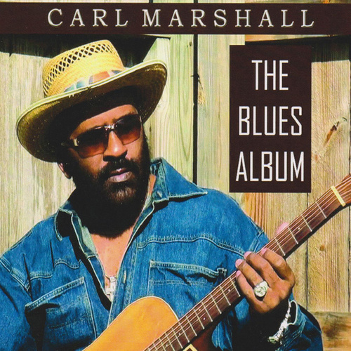 The Blues Album by Carl Marshall