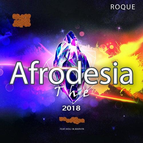The Afrodesia 2018 - EP de Roque