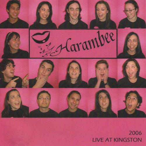Live at Kingston de HARAMBEE