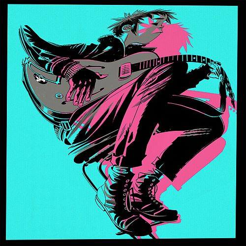 The Now Now von Gorillaz