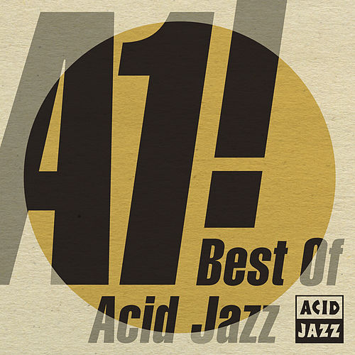 A1! the Best of Acid Jazz von Various Artists