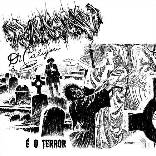 É O Terror de DJ Caique