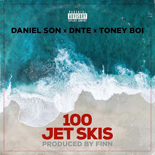 100 Jet Skis by Danielson