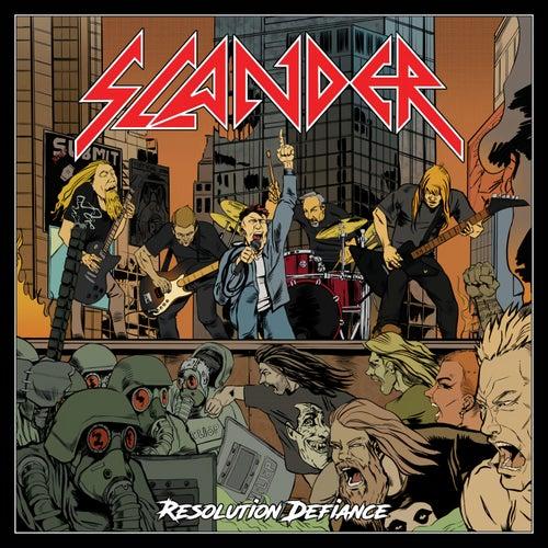 Resolution Defiance de Slander
