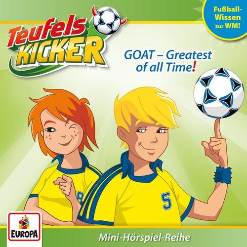 WM-Wissen: GOAT - Greatest of All Time! von Teufelskicker