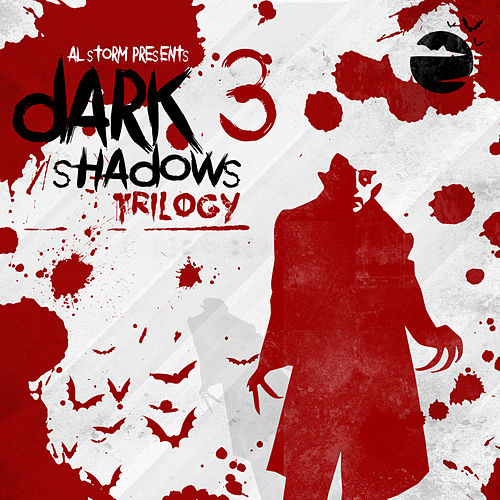 Dark Shadows 3 - Trilogy - EP de Various Artists