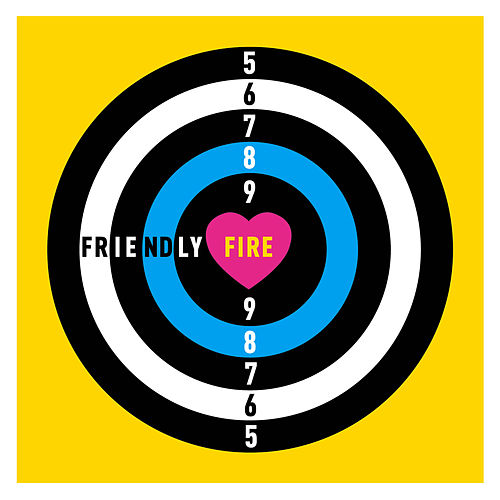 Friendly Fire by David Benjamin