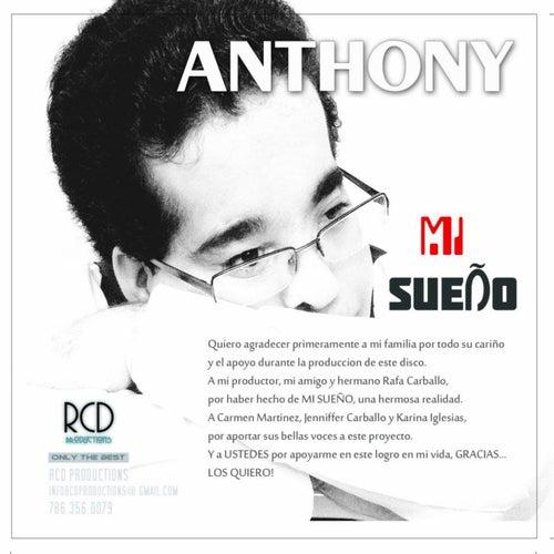 Mi Sueño de Anthony Santos