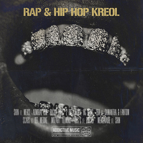 Rap & Hip Hop Kreol de Various Artists