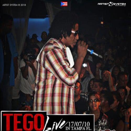 Tego Calderon  Live In Tampa FL de Tego Calderon