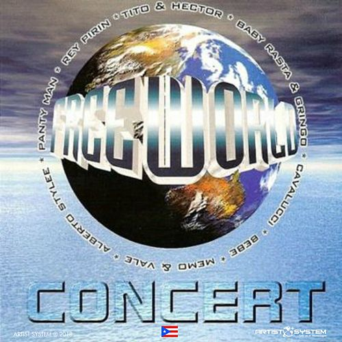 Free World Concert (2000) by Various Artists