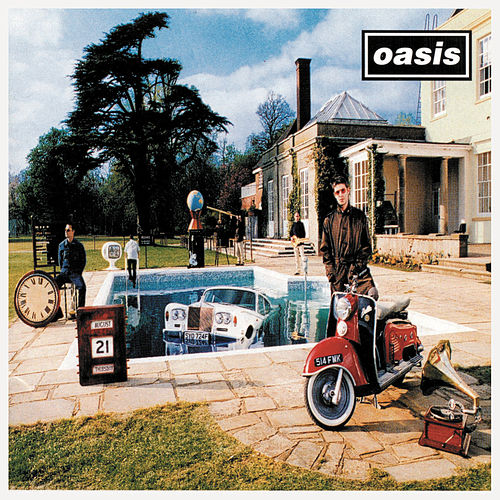 Be Here Now von Oasis