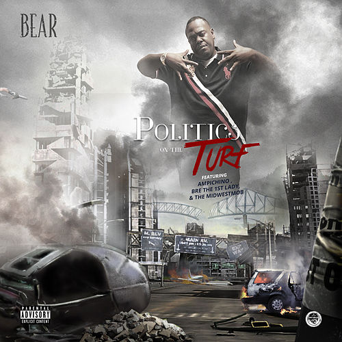 Politics on the Turf by Bear