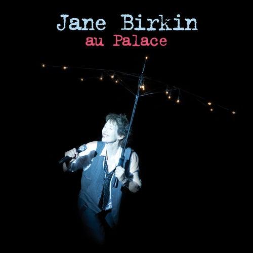 Au Palace de Jane Birkin