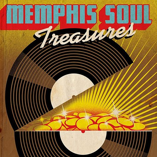 Memphis Soul Treasures de Various Artists