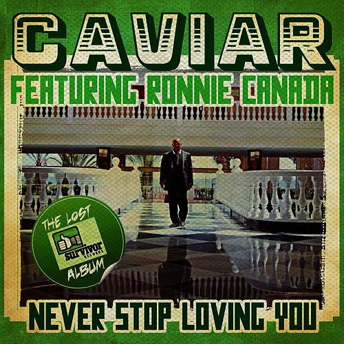 Never Stop Loving You (Digitally Remastered) de Caviar
