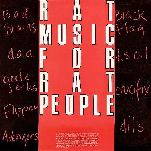 Rat Music for Rat People, Vol. 1 von Various Artists