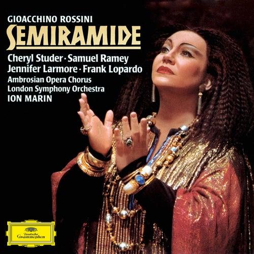 Rossini: Semiramide by Cheryl Studer