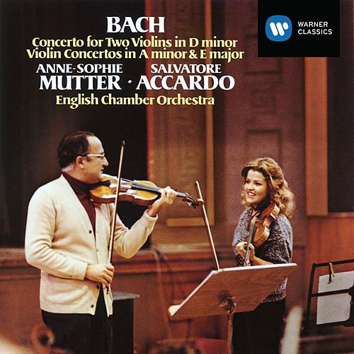 Concerto for 2 Violins/ Violin Concertos Nos. 1 & 2 by Anne-Sophie Mutter
