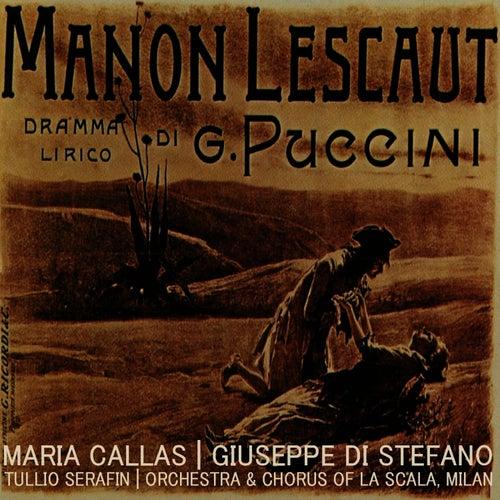 Puccini: Manon Lescaut by Orchestra And Chorus Of La Scala, Milan