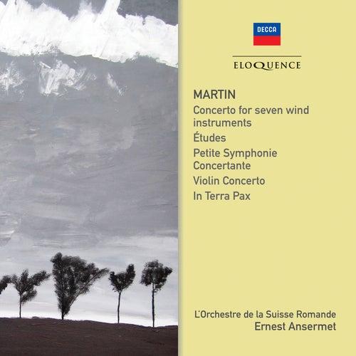 Martin: Orchestral Works by Ernest Ansermet