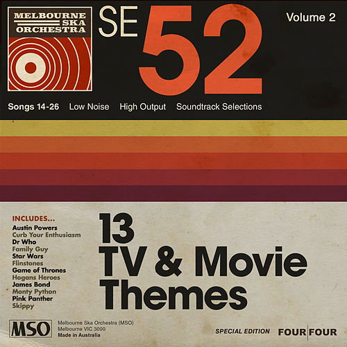 TV & Movie Themes de Melbourne Ska Orchestra