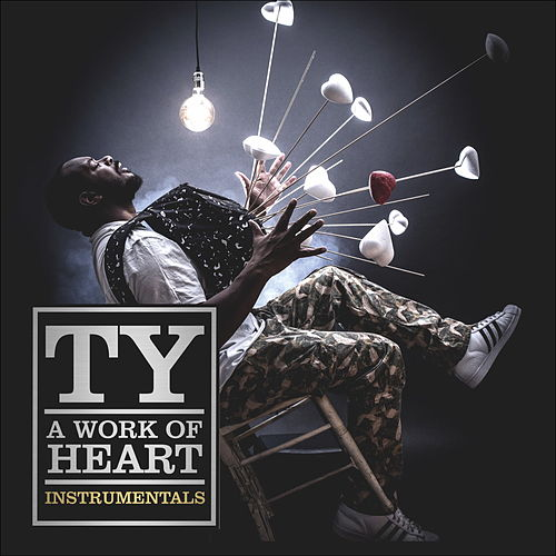 A Work of Heart Instrumentals de TY