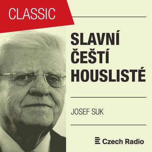Slavní čeští houslisté: Josef Suk by Josef Suk
