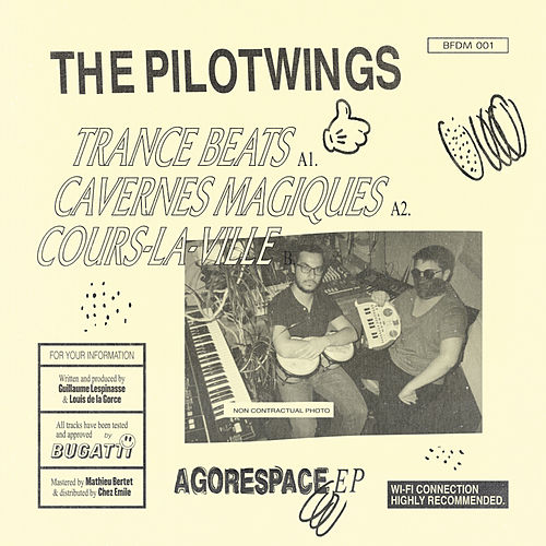 Agorespace EP de Pilot Wings