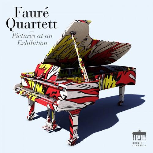 Rachmaninov: Études-Tableaux - Mussorgsky: Pictures at an Exhibition de Fauré Quartett