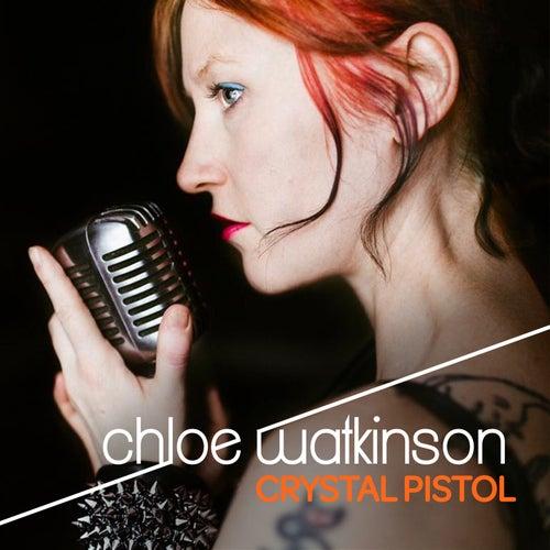 Crystal Pistol by Chloe Watkinson