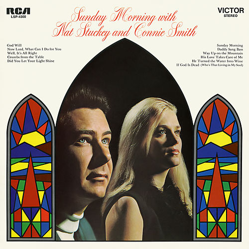Sunday Morning with Nat Stuckey and Connie Smith de Connie Smith