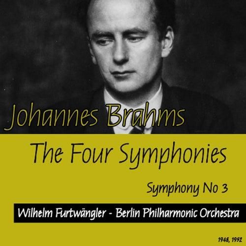 Johannes Brahms : The Four Symphonies - Symphony No3 (1948, 1952) by Wilhelm Furtwängler