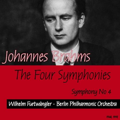 Johannes Brahms : The Four Symphonies - Symphony No 4 (1948, 1952) by Wilhelm Furtwängler