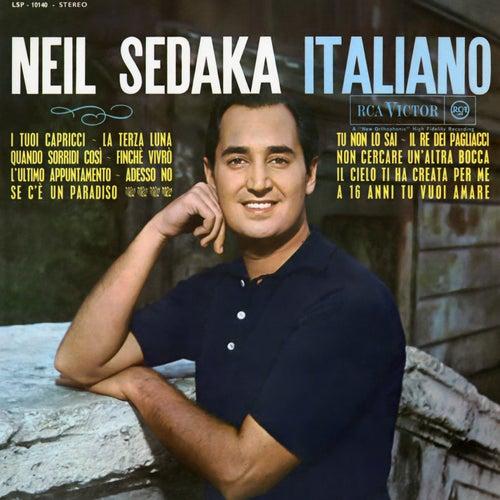 Italiano (Expanded Edition) de Neil Sedaka