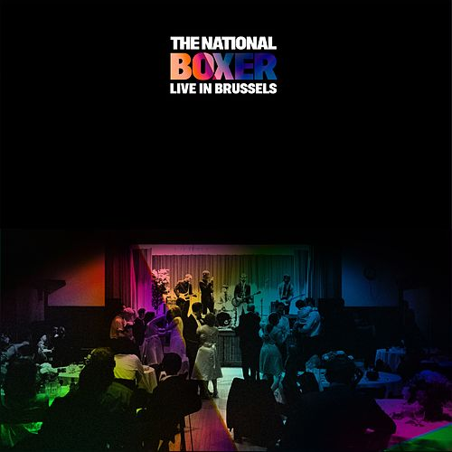 Boxer Live in Brussels de The National