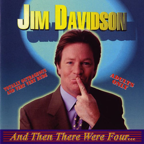 And Then There Were Four de Jim Davidson