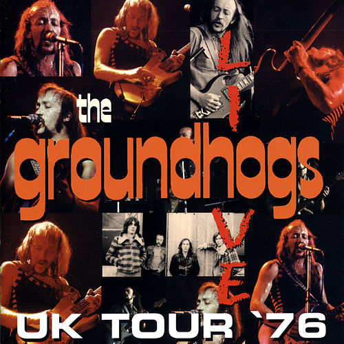 Live UK Tour '76 de The Groundhogs