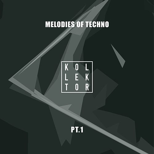 Melodies of Techno, Pt. 1 by Various Artists